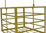 Cesto içamento p mini gruas e guinchos de coluna (