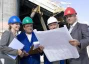 Excelentes oportunidades para trabalhadores da construção agora mesmo!