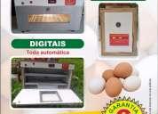 Chocadeiras kelycar 130 ovos de galinha automaticas