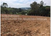 Não deixe escapar terrenos a partir de 1000m² p/ construção de chácara