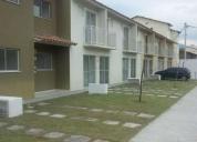 Excelente casas duplex.