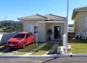 Condomínio com 34 casas lindas térreas de 85m²