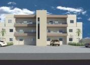 Apartamentos 1 dormitório 29,74 m2 a 34,95 m2.