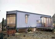 Linda casa 30 m² - container pronta pra morar