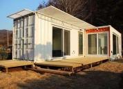Excelente casa 60 m² - container