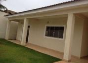 Casa terrea nova dentro de condomínio de 3 quartos.