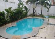 Linda casa maravilhosa a 400m do mar com piscina