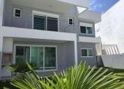 Linda casa alto padrão 3 dormitório bairro aberto dos moros