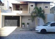 Excelente casa duplex - luciano cavalcante - ca1027