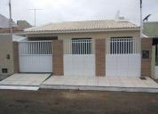 Hermosa casa orlando dantas 3/4 com 2 garagem