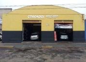 Coroados auto center especializada em suspensão
