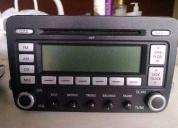 Excelente cd player radio original jetta 2008