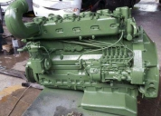 Excelente motor mb 447