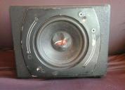 Hermoso caixa de som amplificada só hj