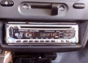 Som automotivo kenwood com mp3 e wma player