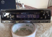 Excelente cd player pionner deh 446 antigo anos 90 vintage