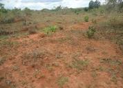 Chácara de 10 hectares em luziânia