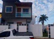 Excelente casa duplex no bairro do jockey club