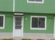 Excelente casa dublex de 1ª locação em inhoaíba - 2 qts