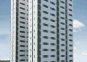 Excelente apartamento 2-qtos edifício shopping park residence-boa viagem