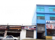 Salão comercial de 45 m² no centro