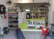 Oportunidade loja de moto com peças e acessórios, contactarse.