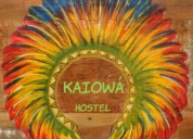 Hostel kaiowá, contactarse.