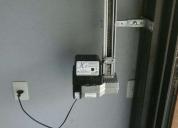 Oportunidade! manutenção de portões eletrônicos