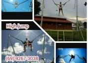 Vendo high jump saltos radicais  - 2016