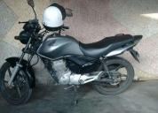 Vendo troco moto por carro com dívidas  - 2009
