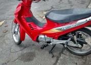 Vendo excelente moto amazonas  - 2009