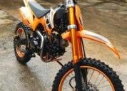 Excelente minimoto cross 125cc  - 2014