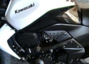 Excelente kawasaki duvido mais nova e barata da olx  - 2010