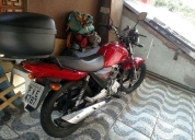 Excelente moto traxx work novinha excelente 135  - 2015