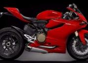 Ducati 1199 panigale 0km   em bom estado