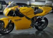Ducati 998 testasttetra 6.980 kms única no brasil