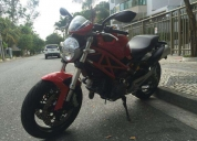 Ducati monster 696 c/ abs  - 2012, oportunidade!.