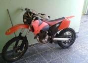 Excelente moto de trilha crf, ktm, wr, cr, shineray, importada  - 2012