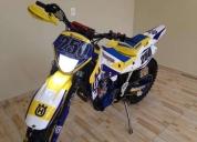 Vendo excelente husqvarna 250cc perfeita  - 2004