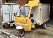 Excelente triciclo tiger tuc-tuc truck food  - 2013