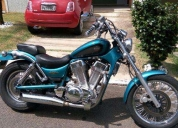Suzuki intruder 1400 cc - custom - revisada