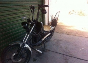 Excelente intruder 125 chopper / bobber  - 2005