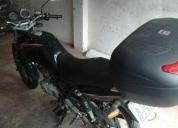 Vendo excelente moto suzuki yes 2008