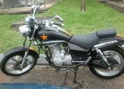 Excelente kansas 150cc completa  - 2008
