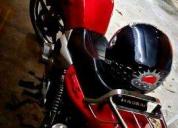Vendo moto haobao 125-9  - 2015
