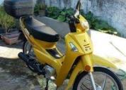 Haobao hb 50q 50cc semi-nova semelhante a honda biz