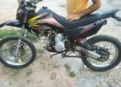 Vendo moto ônix 50 cc da marva  - 2013