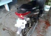 Bravax 50cc muito conservada moto de garagem