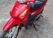 Vendo brava yb moto 50cc bravax,f2  - 2013