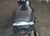 Oportunidade! motocicleta marva 50cc preta  - 2011